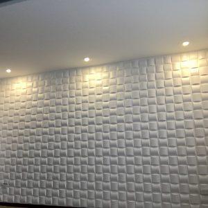 Panel 3D PVC